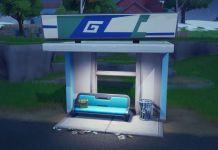Fortntie Bus Stop
