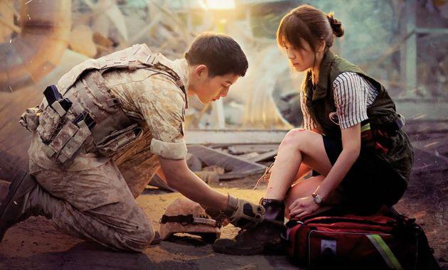 Download Descendants of the Sun Korean Drama