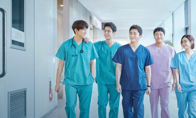 Download Hospital Playlist Korean Drama