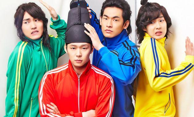 Download Rooftop Prince Korean Drama