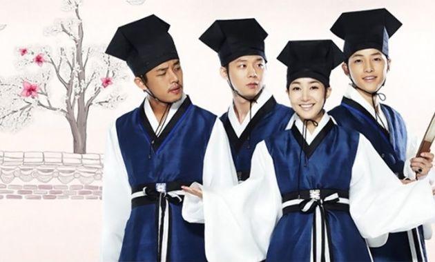 Download Sungkyunkwan Scandal Korean Drama