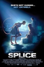 Splice 2009 BluRay 480p & 720p Full HD Movie Download