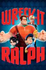 Wreck-It Ralph 2012 BluRay 480p & 720p Full HD Movie Download