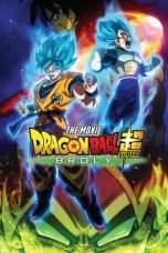 Dragon Ball Super: Broly (2018) WEB-DL 480p & 720p Movie Download