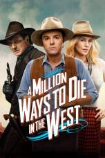 A Million Ways to Die in the West (2014) 480p & 720p Movie Download