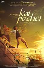 Kai po che (2013) BluRay 480p & 720p HD Hindi Movie Download