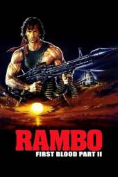 Rambo: First Blood Part II (1985) BluRay 480p & 720p Free HD Movie Download