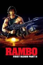 Rambo: First Blood Part II (1985) BluRay 480p & 720p Free HD Movie Download