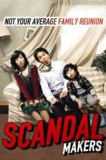 Scandal Makers (2008) BluRay 480p & 720p HD Korean Movie Download