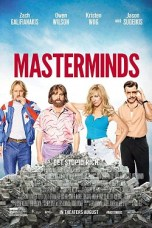 Masterminds (2016) BluRay 480p & 720p Free HD Movie Download