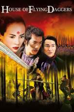 House of Flying Daggers (2004) BluRay 480p & 720p HD Movie Download
