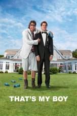 That's My Boy (2012) BluRay 480p & 720p Free HD Movie Download
