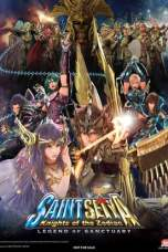 Saint Seiya: Legend of Sanctuary (2004) BluRay 480p & 720p Download