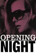 Opening Night (1977) BluRay 480p & 720p Free HD Movie Download