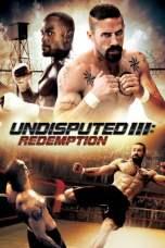 Undisputed 3: Redemption (2010) BluRay 480p & 720p Movie Download
