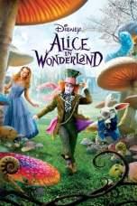 Alice in Wonderland (2010) BluRay 480p & 720p Free HD Movie Download