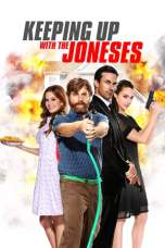 Keeping Up with the Joneses (2016) BluRay 480p & 720p Movie Download