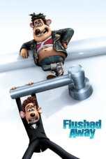 Flushed Away (2006) BluRay 480p & 720p Free HD Movie Download