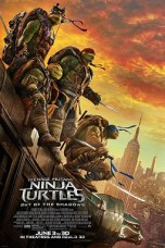 Teenage Mutant Ninja Turtles: Out of the Shadows (2016) BluRay 480p & 720p