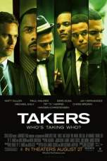 Takers (2010) BluRay 480p & 720p Free HD Movie Download