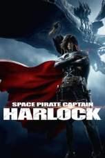 Harlock: Space Pirate (2013) BluRay 480p & 720p Movie Download