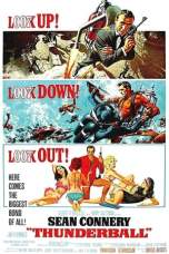 Thunderball (1965) BluRay 480p | 720p | 1080p Movie Download