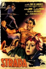 La Strada (1954) BluRay 480p & 720p Free HD Movie Download
