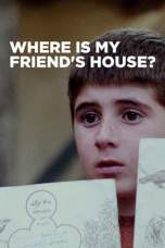 Where Is the Friend's House? (1987) BluRay 480p & 720p Movie Download