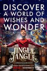 Jingle Jangle: A Christmas Journey (2020) WEBRip 480p | 720p | 1080p Movie Download