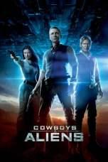 Cowboys & Aliens (2011) BluRay 480p, 720p & 1080p Movie Download