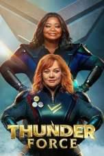 Thunder Force (2021) WEBRip 480p, 720p & 1080p Mkvking - Mkvking.com