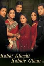 Kabhi Khushi Kabhie Gham (2001) BluRay 480p & 720p Full HD Movie Download