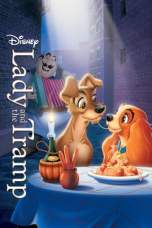 Lady and the Tramp (1955) BluRay 480p, 720p & 1080p Movie Download