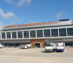 Luchthaven van Charleroi of Brussels Airport South