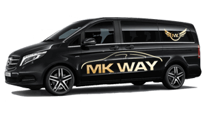 luchthavenvervoer taxi van Bocholt
