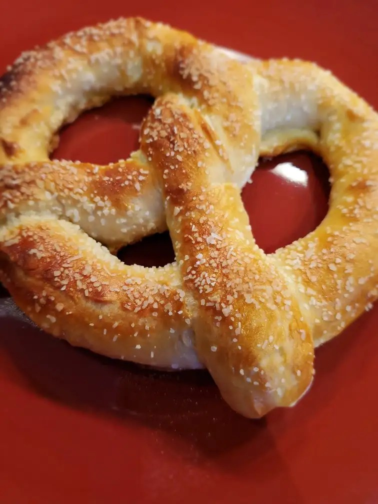 Soft and Simple Pretzels from Healthy Altitudes
