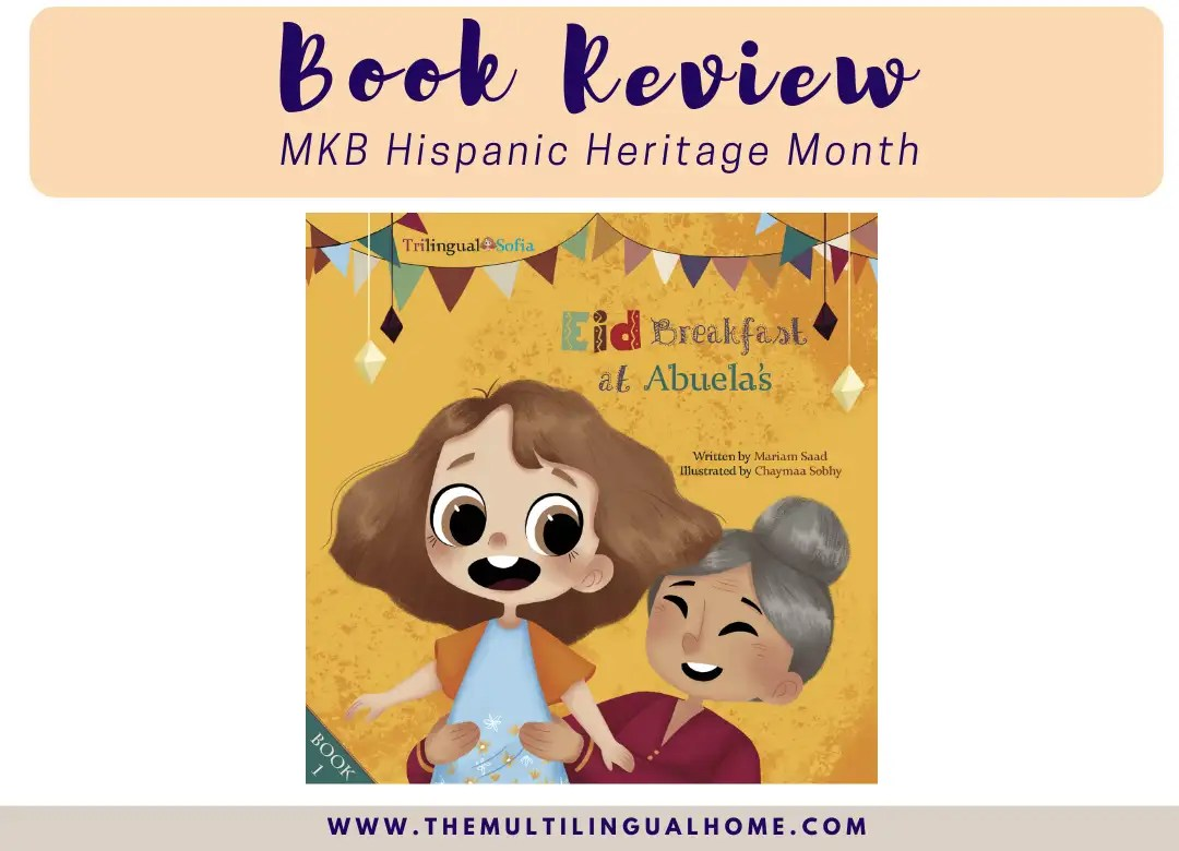 Book Review Eid Breakfast At Abuela S