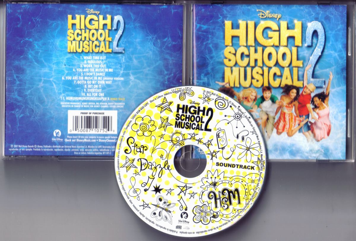 Favorite Hsm 2 Songs