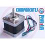 Pack 5 Motores Nema 17 Alto Torque (48 Mm) :: Printalot: