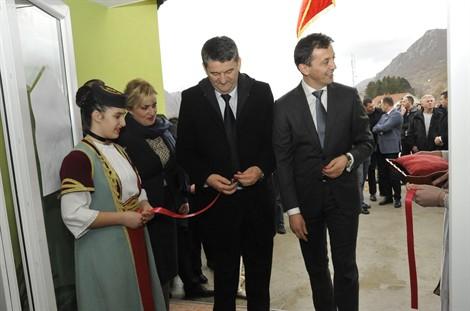 Radmila Backovic, Grbovic i Boskovic