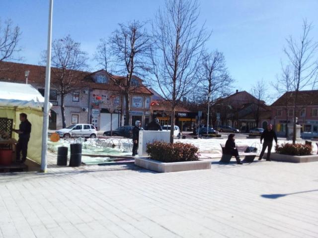 Klizalište u Nikšiću