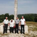 UBNOR i antifašisti Nikšića obilježili 145. godišnjicu bitke na Vučjem dolu