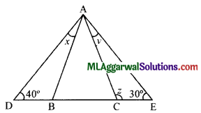 ICSE Class 9 Maths Question Paper 7 with Answers 1