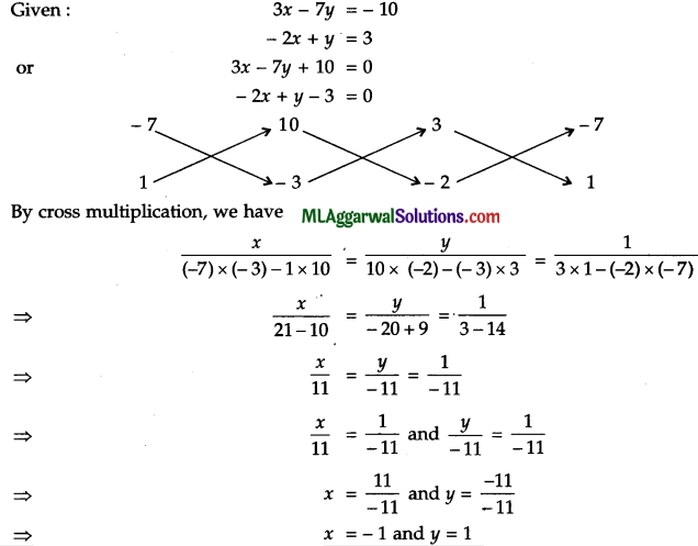 ICSE Class 9 Maths Sample Question Paper 2 with Answers 13