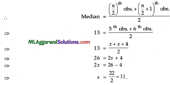 ICSE Class 9 Maths Sample Question Paper 4 with Answers 9
