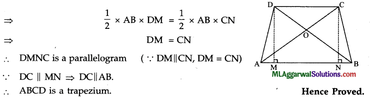 ICSE Class 9 Maths Sample Question Paper 6 with Answers 34