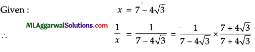 ICSE Class 9 Maths Sample Question Paper 10 with Answers 18