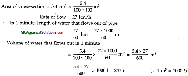 ICSE Class 9 Maths Sample Question Paper 10 with Answers 35