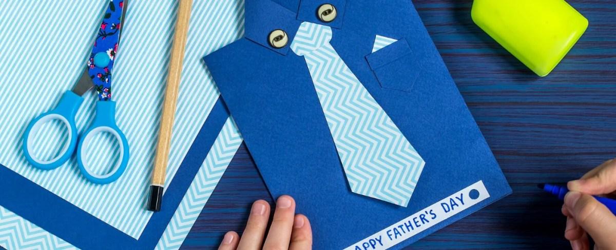 22 Creative DIY Father's Day Card Ideas