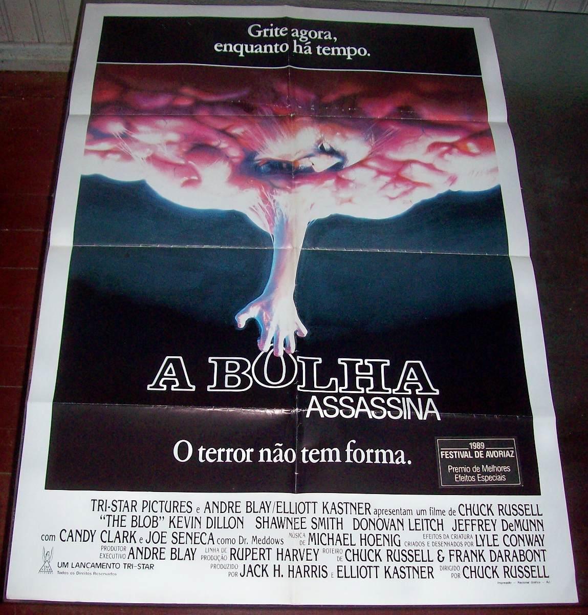 Poster do filme A Bolha